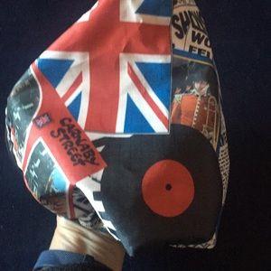 Lesportsac Bags - LeSportSac London Print Cosmetic Bag